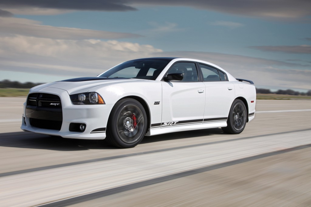 SRT Announces New 392 Appearance Package for Dodge Charger SRT8