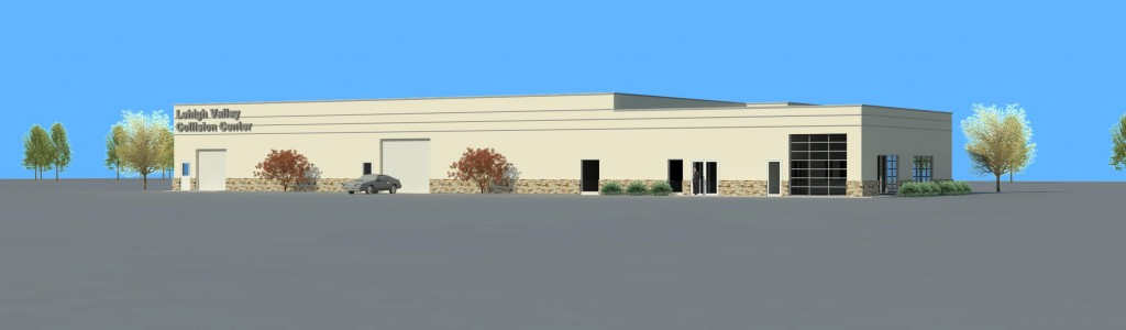 Rothrock Construction - Collision Center