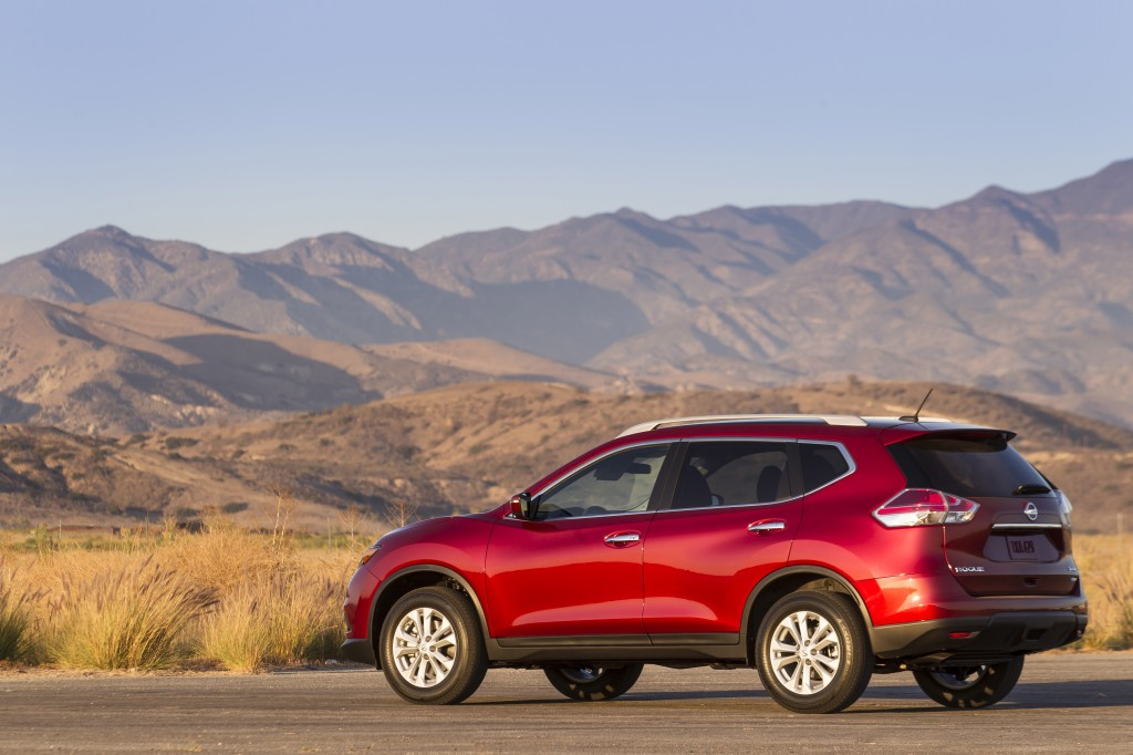 2014 Nissan Rogue - NissanConnect System Standard