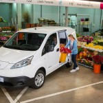 Nissan e-NV200 begins Global Production
