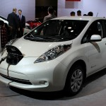 2015 Nissan LEAF - IHS Automotive Loyalty Awards