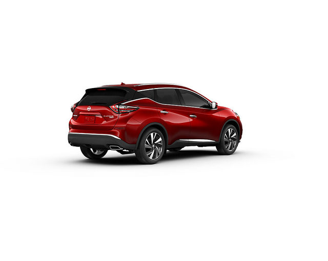 2015 Nissan Murano winner of Ward's Best Interiors