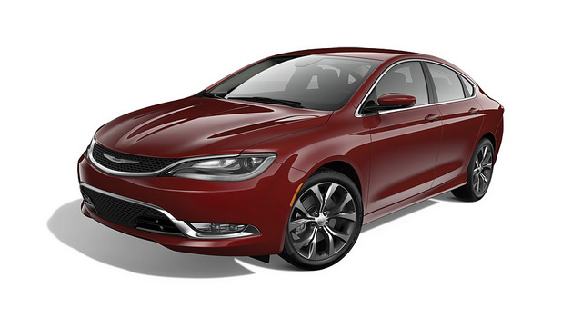 2015 Chrysler 200 best new car for graduates