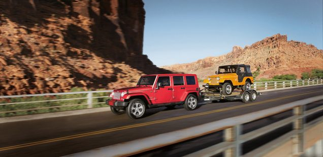 Is a diesel engine being added to Wrangler's engine lineup?