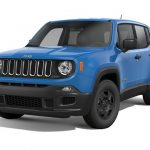 The Jeep Renegade Sales led the FCA for May