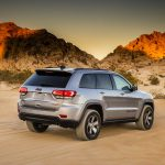 "Jeep ""Free to be"" features the 2017 Jeep Grand Cherokee"