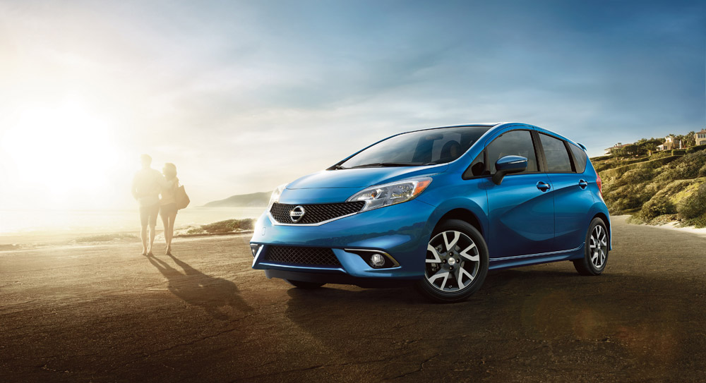 Nissan Versa Note Features