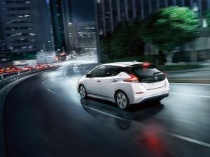 Nissan LEAF Virtual Reality Experience