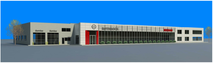 Rothrock Construction - Dealership