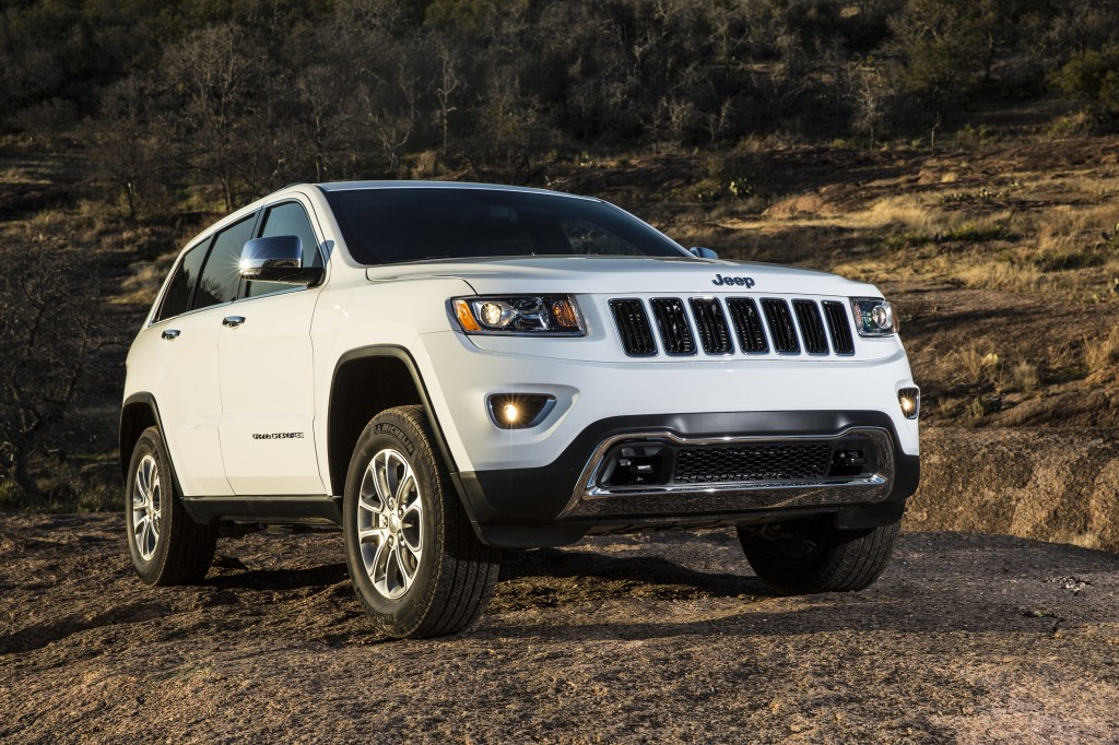2014 Jeep Grand Cherokee Limited - SUV of the Year