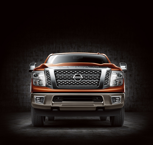 finalist for the North American Truck of the Year: 2016 Nissan Titan XD